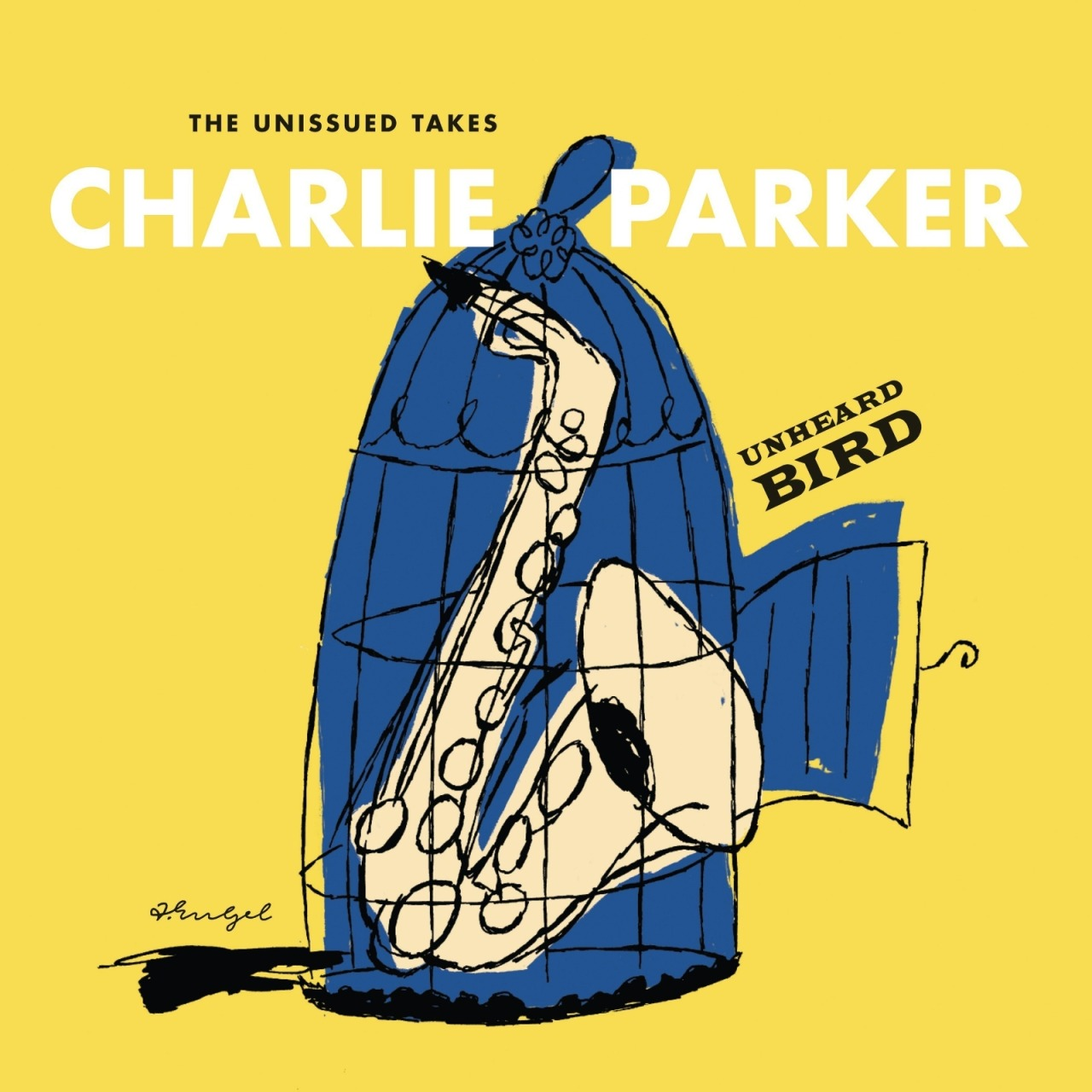 Critic Kevin Whitehead says alto saxophonist Charlie Parker, nicknamed Bird, was one of the single most influential jazz musicians