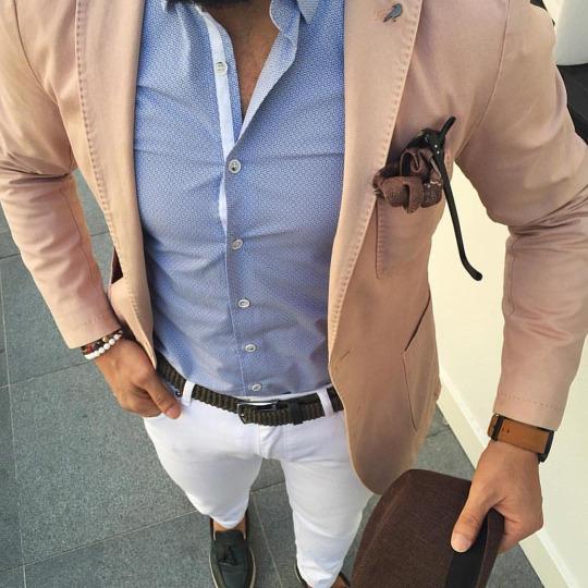 65ea694971 Az ing az amit nyakkendővel, vagy anélkül, zakóval és/vagy zakótlan  hordhatunk. Az ujja pedig hosszú! Nem teszek kompromisszumot 40 fokban,  sem, sehogy!