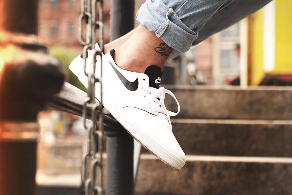 wholesale dealer 00e4f 94fa8 ... coupon code for nike sb lunar one shot white by broder boell f198a fac39