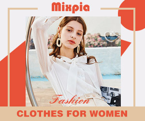 Mixpia fashion clothes for women