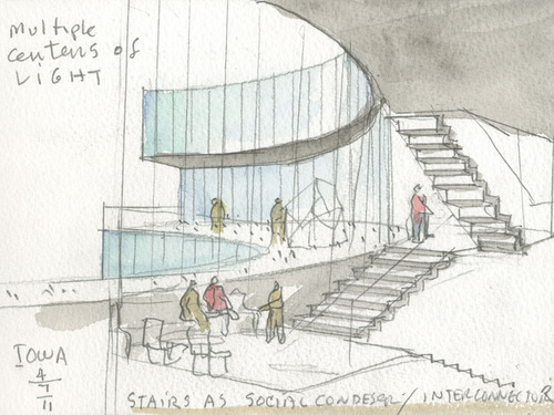 Tips For Architecture School The Creative Process Steven Holl
