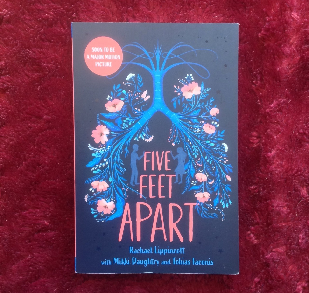Five Feet Apart Julie: Review: Five Feet Apart By Rachael Lippincott With