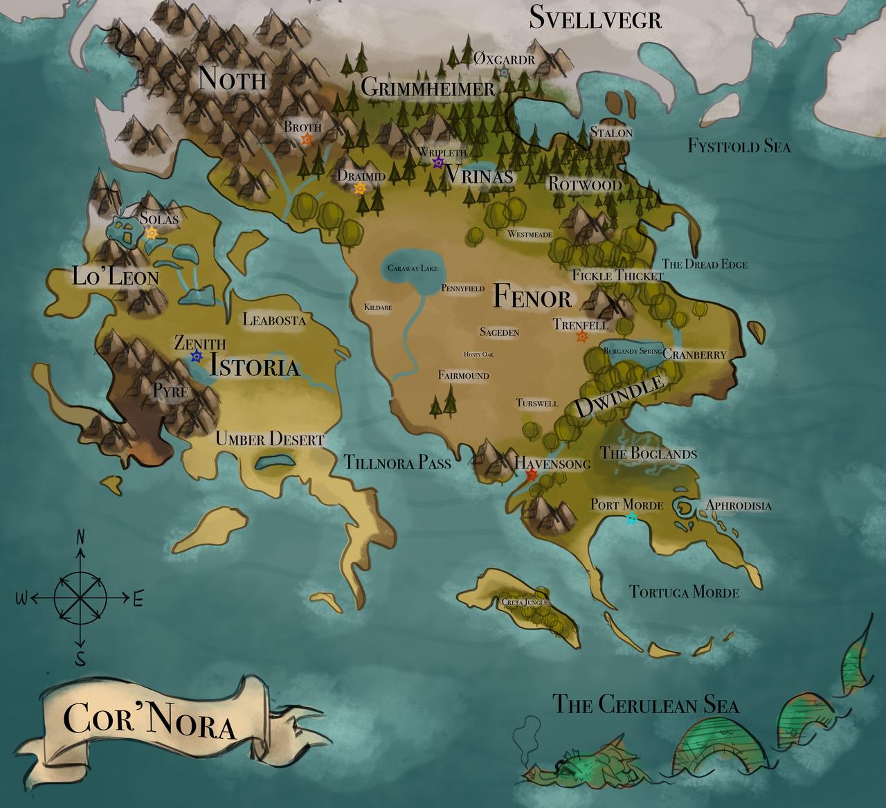 D&D Maps n\' Stuff