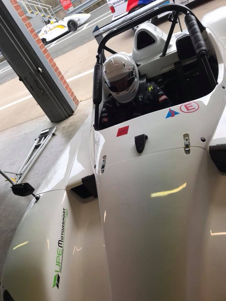 hifi lounge — 1st Drive In Our Radical SR1 -Report!