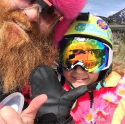 The faces of @hi5sfoundation Retro Shred-a-thon! (at Copper Mountain)