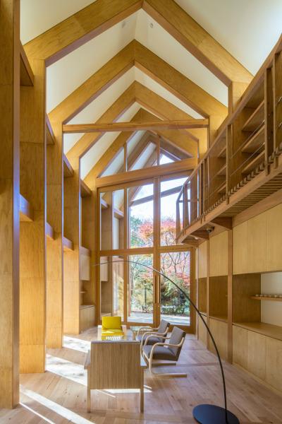 Shishi-Iwa House / Shigeru Banph: Hiroyuki Hirai
