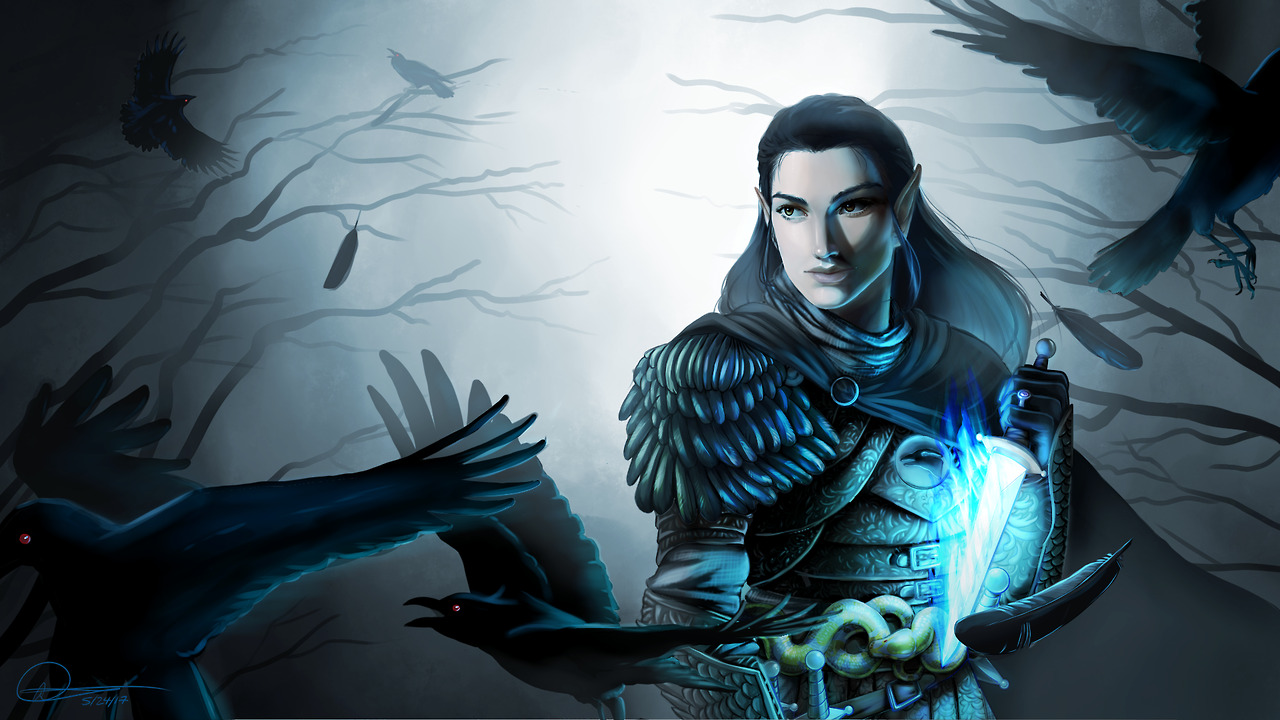Where Good Art Goes To Die Critical Role Wallpaper Of Vax
