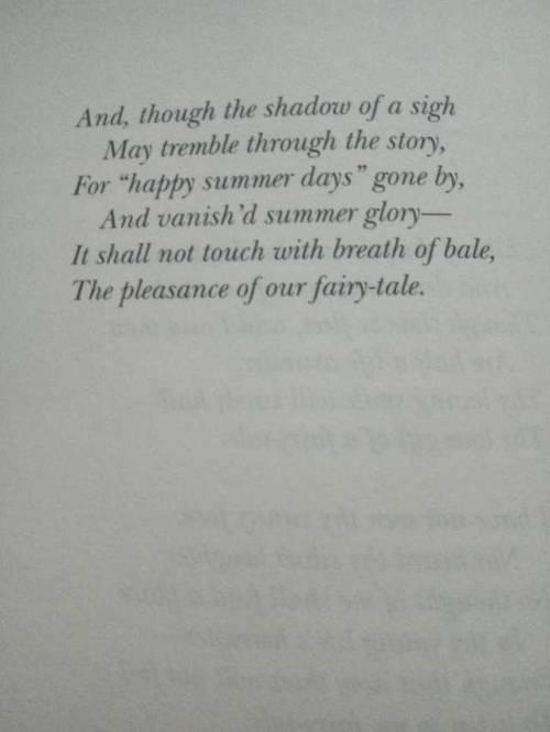 Alice In Wonderland Poem Tumblr