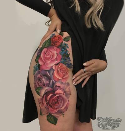 Rose Hip Tattoo Tumblr