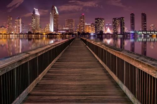 USA america amerika california kalifornien long exposure night photography reflection socialfoto