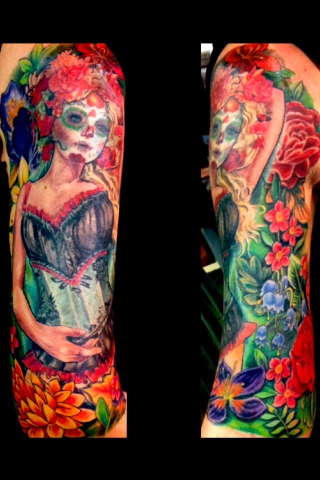 Jon McCann Tattoos