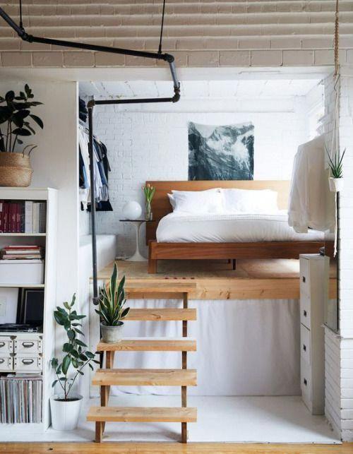 bedroom loft home house design decor living lifestyle interior interiors interior design