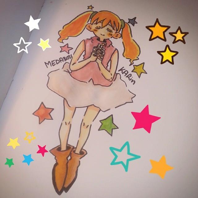 Karin (medabots) ☆