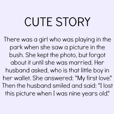 short love story | Tumblr