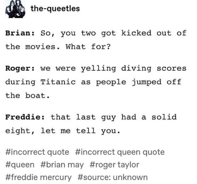 queen imagines | Tumblr