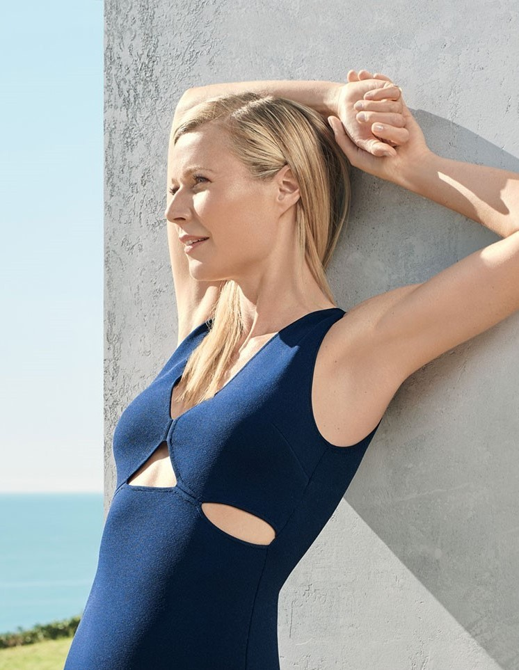 "youngbreakoutactresses: "" Gwyneth Paltrow by David Slijper for Self Magazine May 2016 """