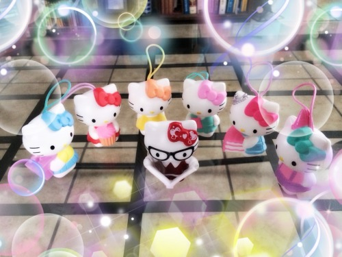 Hello Kitty Kitty White Sanrio