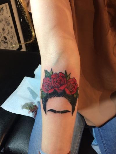 Frida Kahlo Tattoo Tumblr