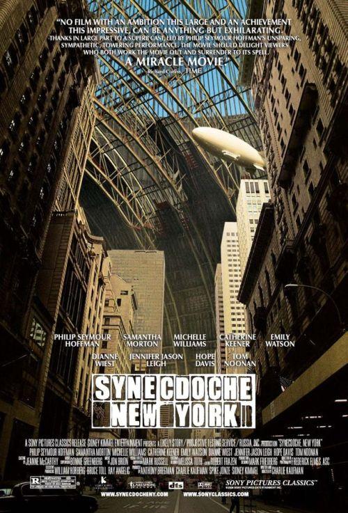 Synecdoche New YorkIMDB - 7.5İzle / Watch #film#movie #synecdoche new york  #new york yansımaları #charlie kaufman #philip seymour hoffman #Michelle Williams#samantha morton#comedy#Drama#2008