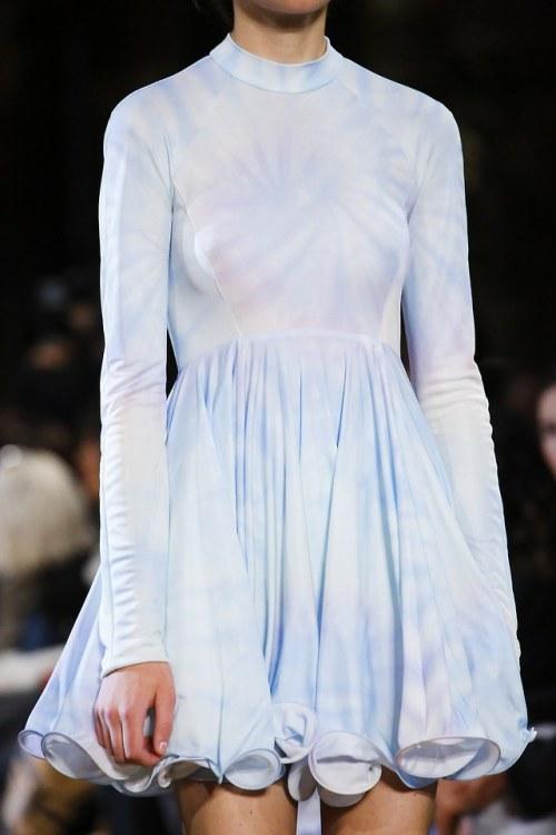 Stella McCartney fashion runway pfw style