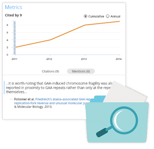 legacy readcube metrics pane