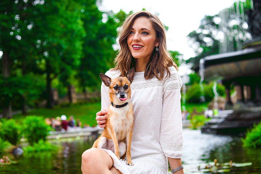 Journey Through Central Park With Laura Osnes