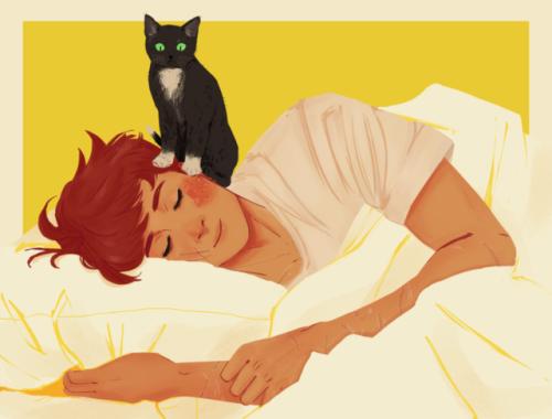 alioszas:sleeping beauty🐈