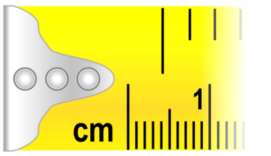 measure-