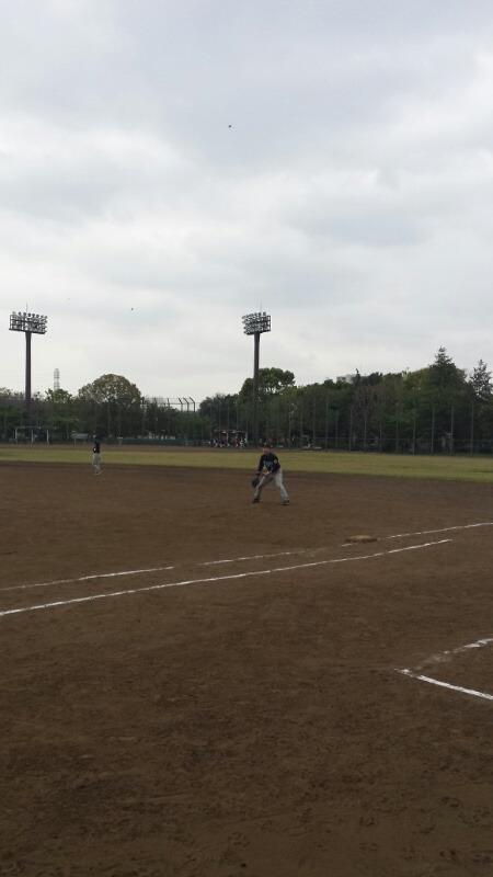 ケンズ対 k ing☆johnny 試合風景