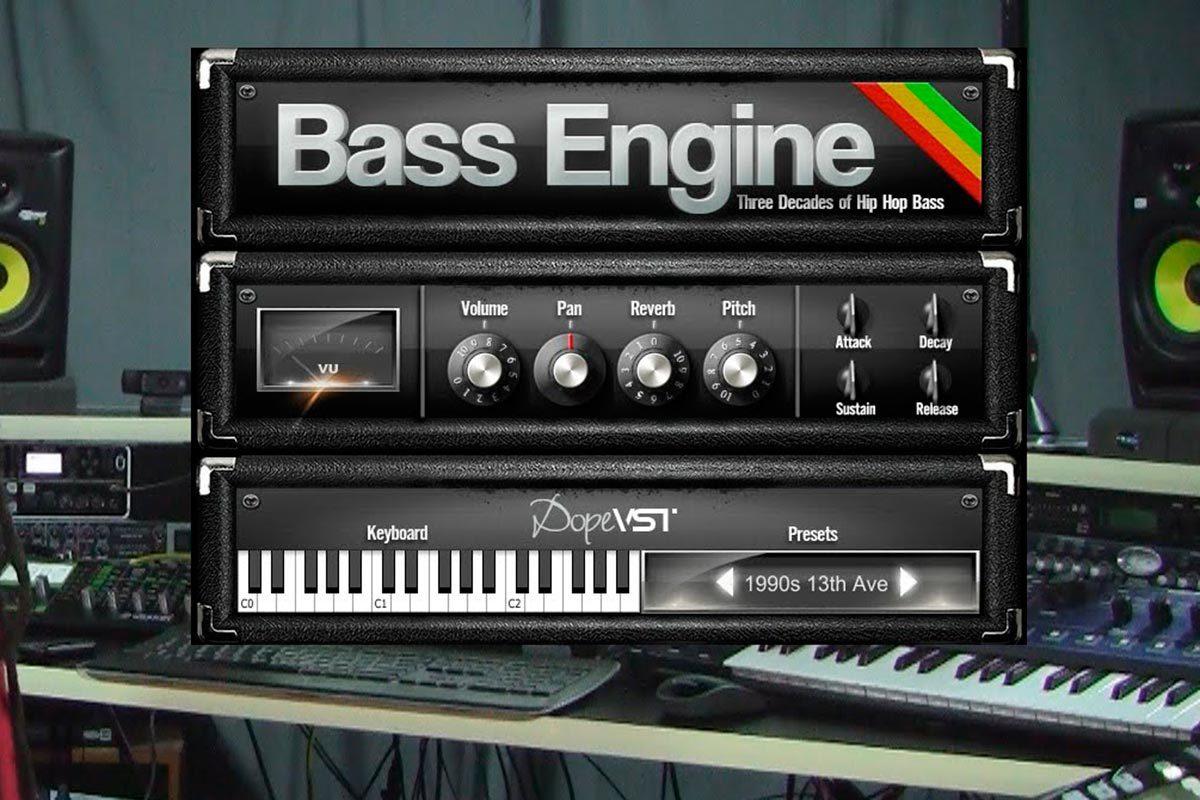 DopeVST Bass Engine v1-1 VSTi WINDOWS x86 x64