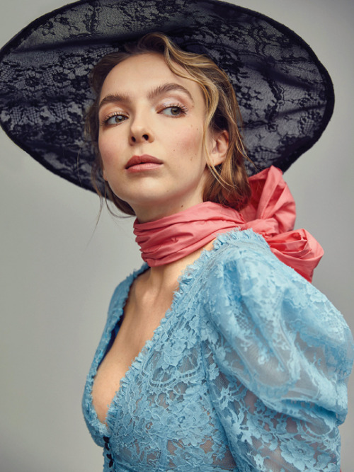 flawlessbeautyqueens: Jodie Comer photographed by Allie Holloway for Elle Magazine (2019) #ethereal .......... #jodie comer