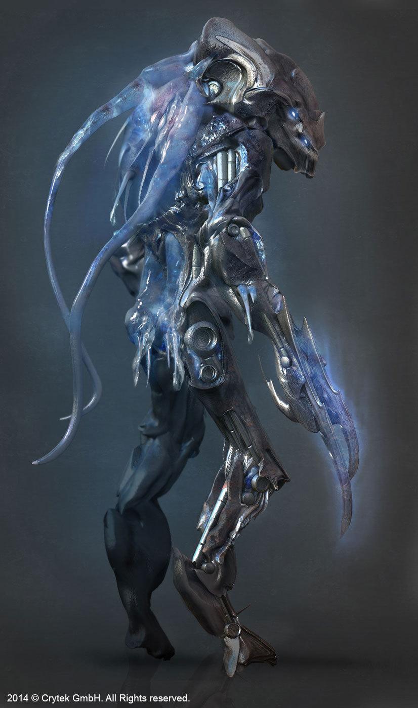 Crysis 3 Ceph Concept Art