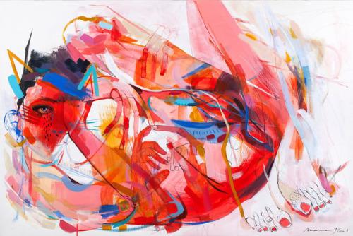 Marina González Eme, Paintings