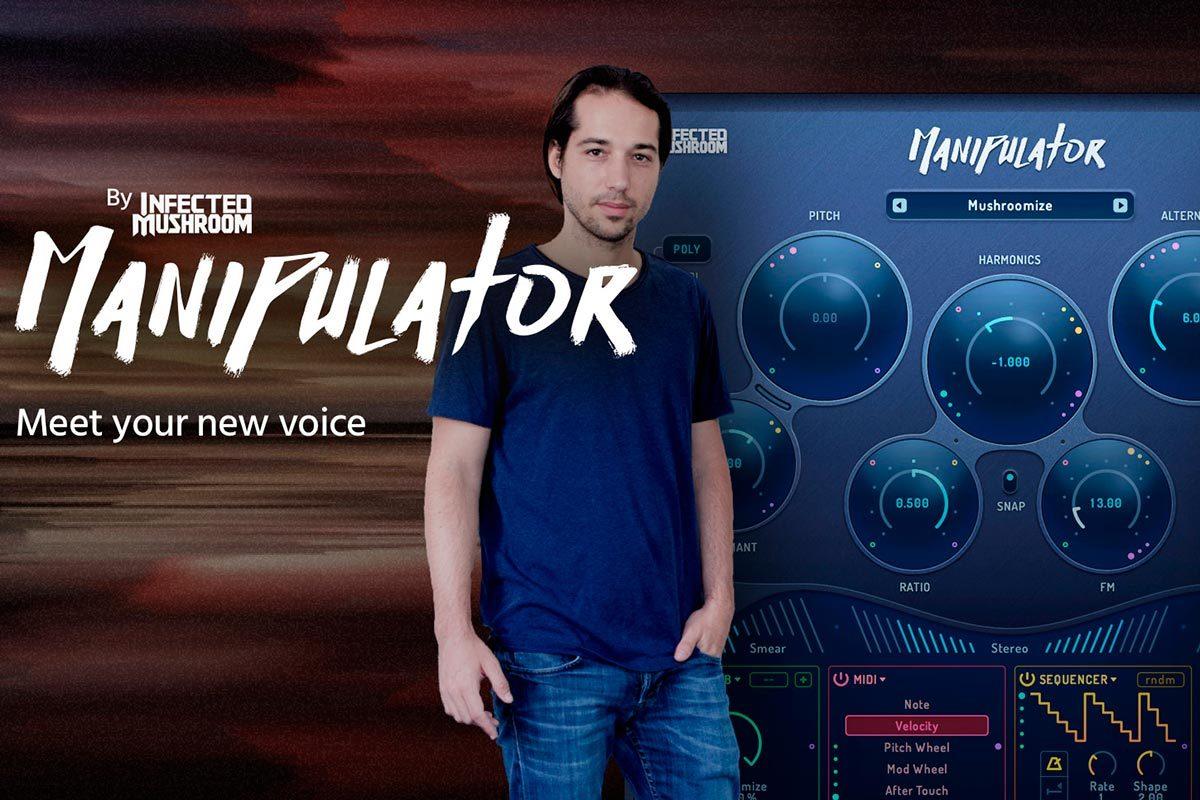 Polyverse Music Manipulator 1-0-1 VST-AAX-AU MAC