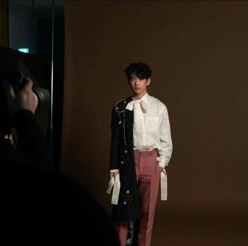 got7 jinyoung allure korea photoshoot