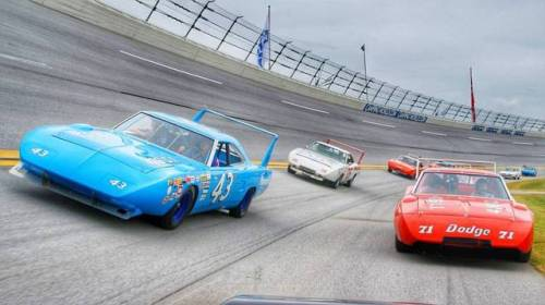 plymouth superbird dodge daytona nascar muscle car vintage race car