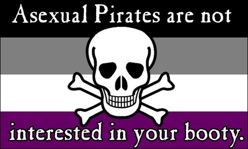 asexuality asexual flag pirate asexual pride