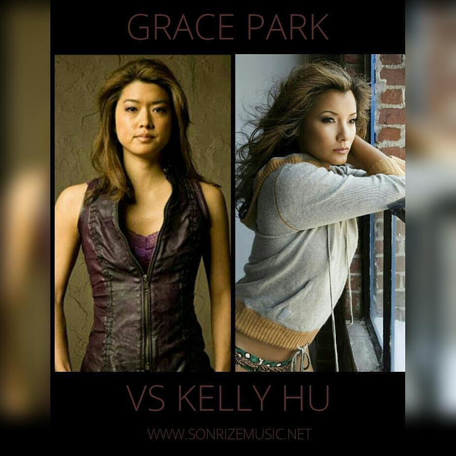 Instagram Grace Park Vs Kelly Hu Who You With Dont