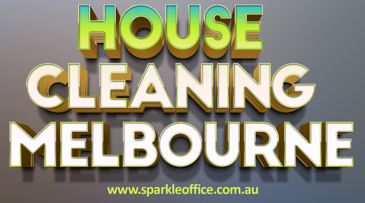 choose house cleaning melbourne services