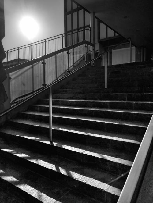 stairs photographers on tumblr original photographers Blackandwhitephotography bnwphotography
