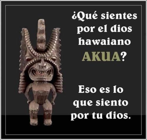 akua hawai dios meme religioso movimiento ateista de puerto rico