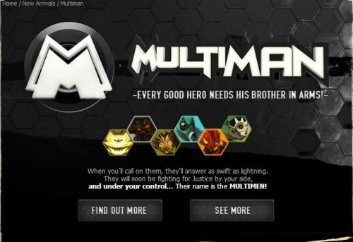 Astrub — MULTIMEN ARE HERE! Introduction Multiman is an