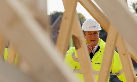 A housing boom could lose the Conservatives as...