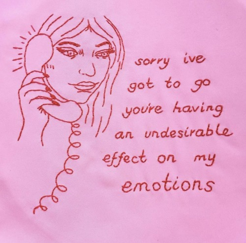"""inner: """"undesirable effect on my emotions"""""""