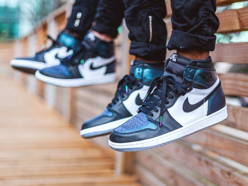 in stock clearance prices classic Nike Air Jordan 1 Retro High OG 'All Star... – Sweetsoles ...