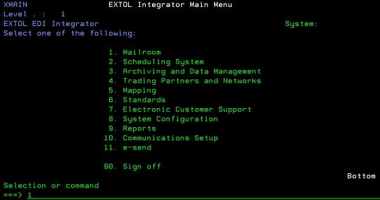 cleo integrator mailroom extol
