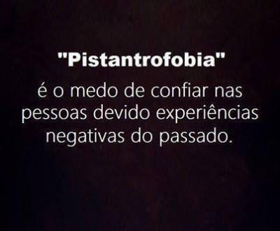 Medo De Confiar Tumblr