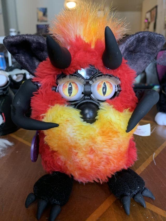 demonic furby   Tumblr