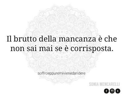 Frasi Sulla Mancanza Tumblr