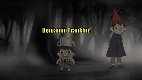 Over The Garden Wall Spoilers Tumblr
